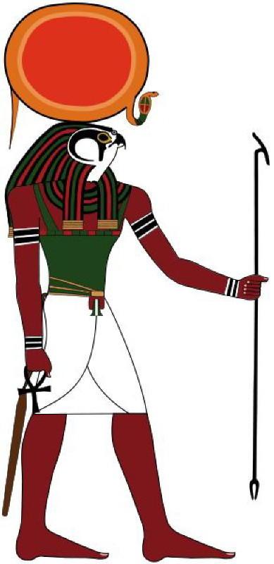 Ра, древнеегипетский бог Солнца