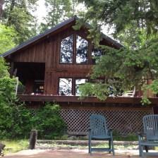Bayview Water Front Getaway Cabin