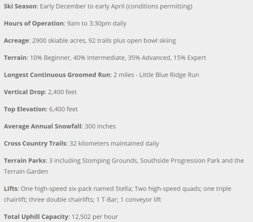 schweitzer-ski-stats