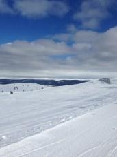 Kvitfjell is so pretty