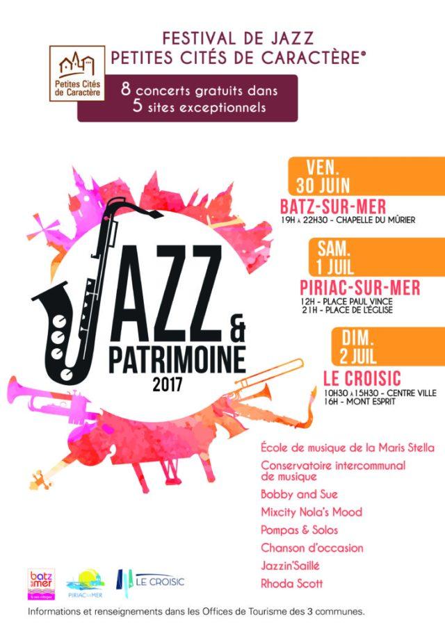Festival de Jazz & Patrimoine