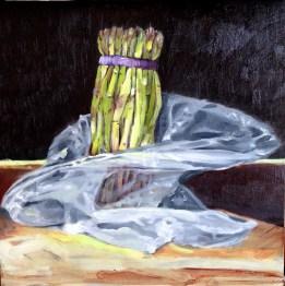 Asparagus in Wrap