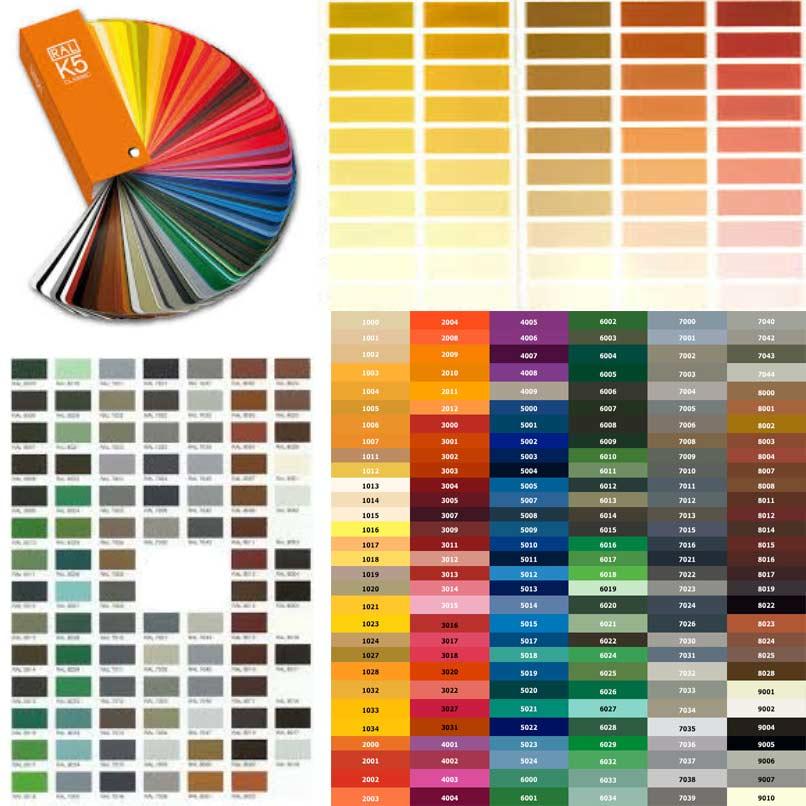 In overleg een kleur kiezen