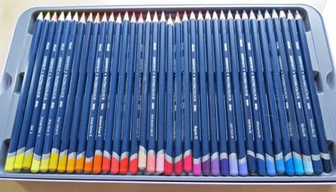 derwent watercolour inside layer 1