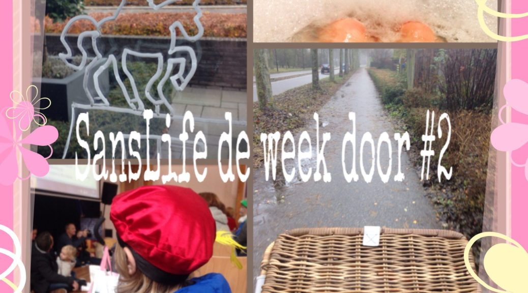 SansLife de week door #2