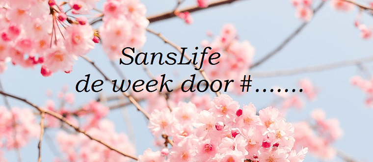foto's sanslife de week door..