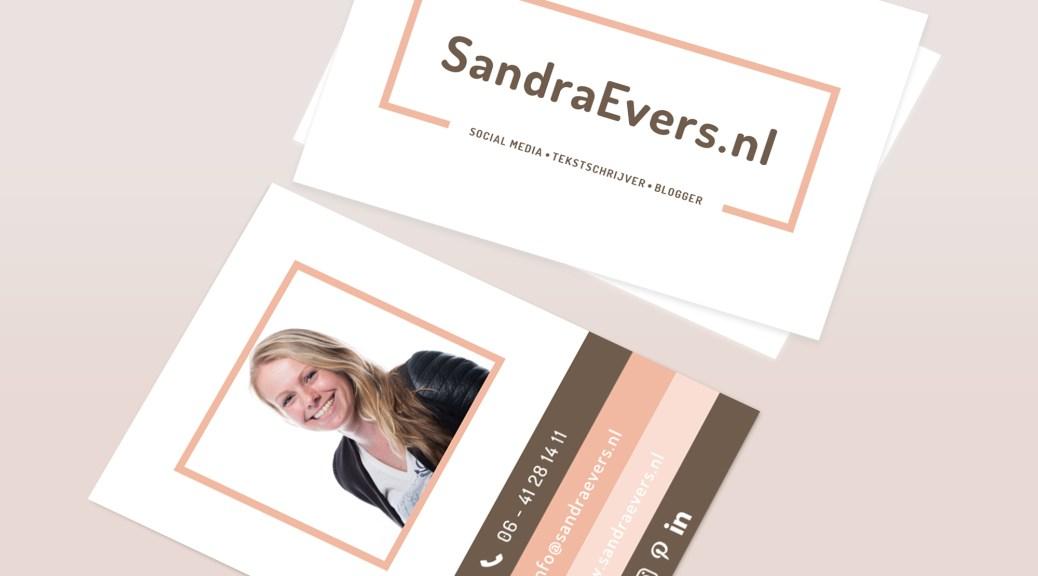 Redenen SandraEvers.nl