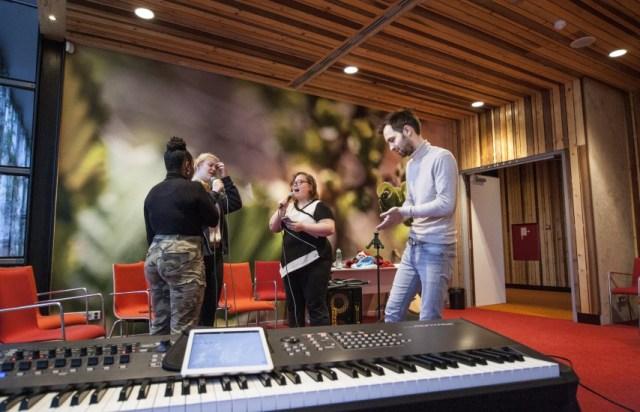 Repetitie SHOW Apeldoorn