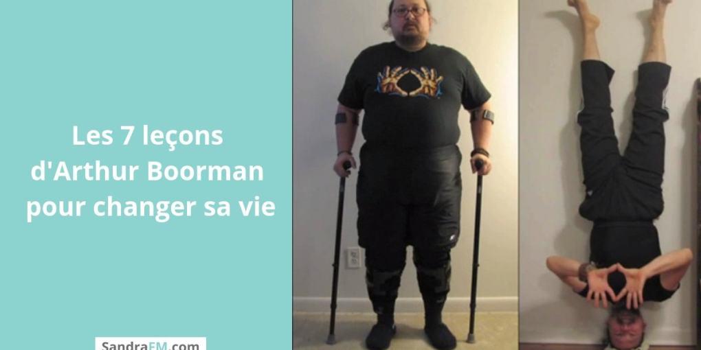 Arthur Boorman, français, interview, histoire inspirante, motivation, determination, obésité, perte de poids