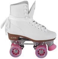 así eran mis patines