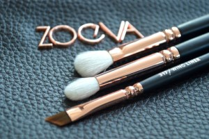 Zoeva - Rose Golden Luxury Brush Set