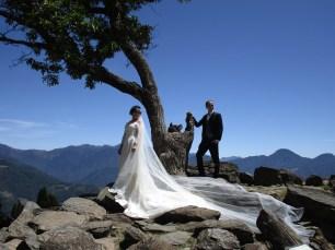 Hochzeitsshooting auf der Schaffarm ;) jeder wie er will