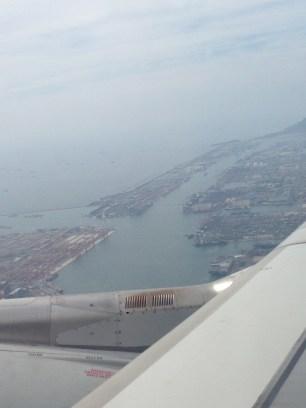 Sicht auf Kaohsiung