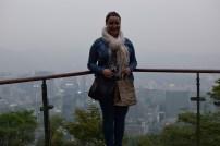 aussicht vom Seoul Tower