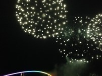 15 min massives Feuerwerk