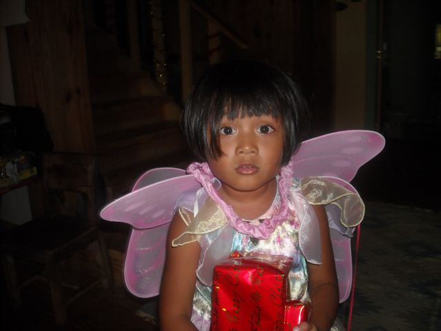 Fairy bearing gift