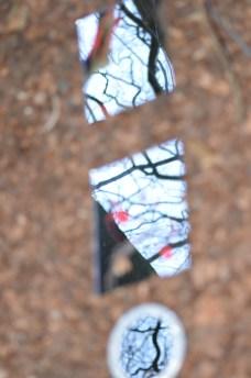 a mirror piece