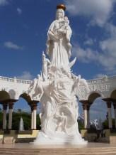 Monumento a la Virgen de Chiquinquirá