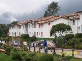 Hotel Vía el Páramo de la Culata.