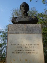 Plaza Bolívar, San Francisco, Mcpio. Torres, Edo. Lara