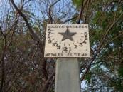 Reloj Solar. San Francisco, Mcpio. Torres, Edo. Lara