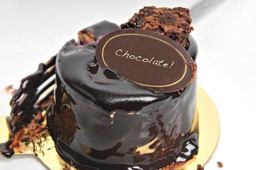 Product shots - studycupcakeschocolate cake