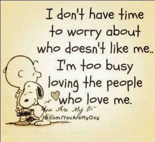 Charlie Brown, Snoopy and Love