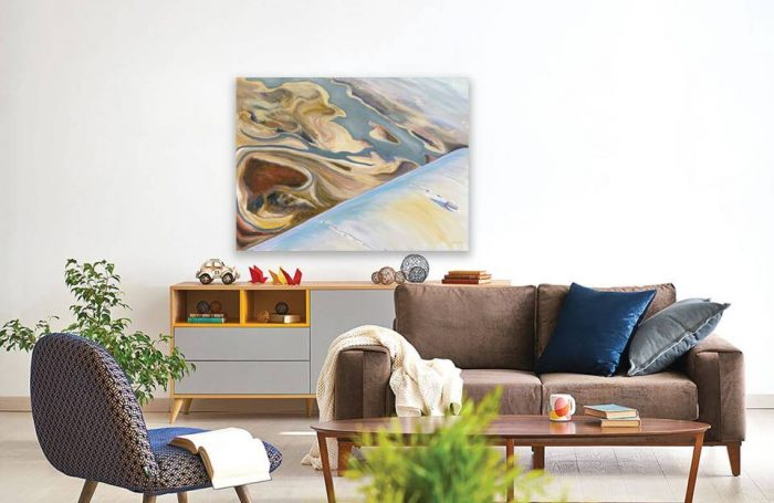 feng shui art for the livingroom