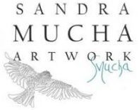 Bird artwork and Bird's Eye-Views by Artist Sandra Mucha