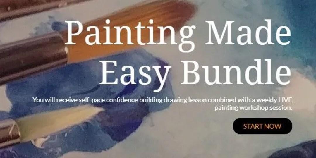 Acrylic Art Lessons