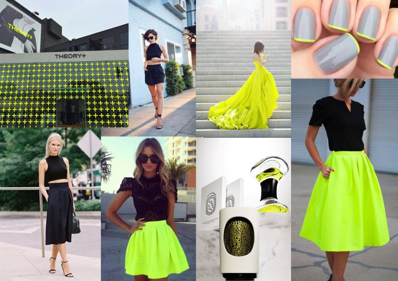 neon_black_skirt_cropped_top_collage
