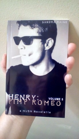 Henry Pimp Romeo 4 x 6 Print pic 1