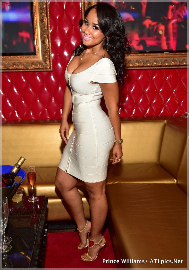 Stars Attend Tammy Riveras Birthday Bash Sandra Rose