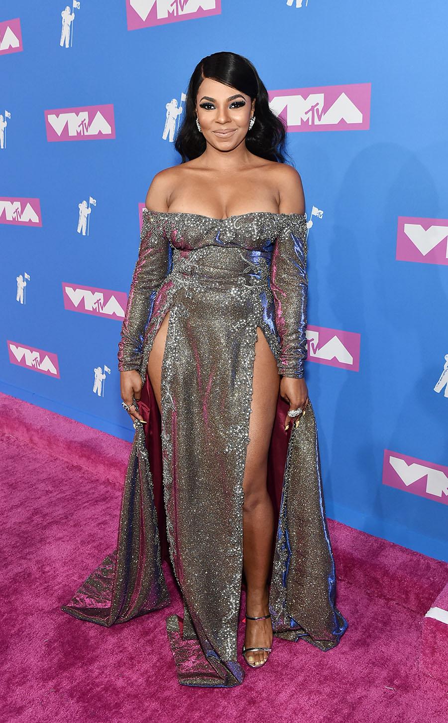Ashanti Attends The 2018 MTV Video Music Awards At Radio