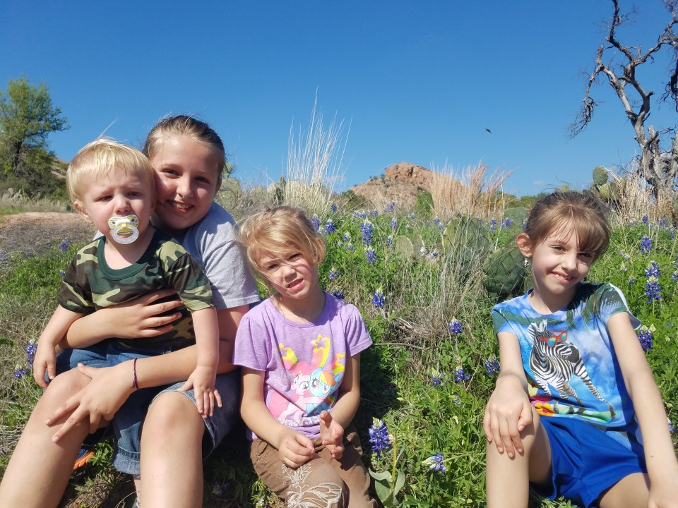 multiple personalities of mom of many kids