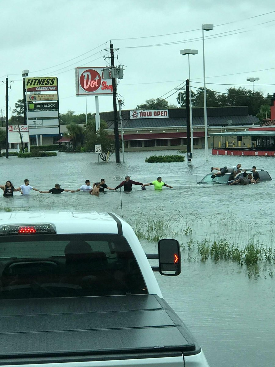 flood rescues