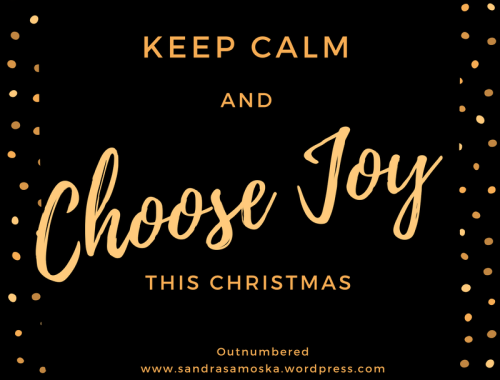 choose joy this christmas