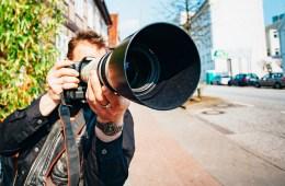 Hobbyfotograf mit bester Ausrüstung #fotossindwertvoll