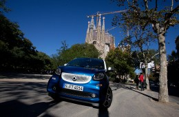 Smart in Barcelona