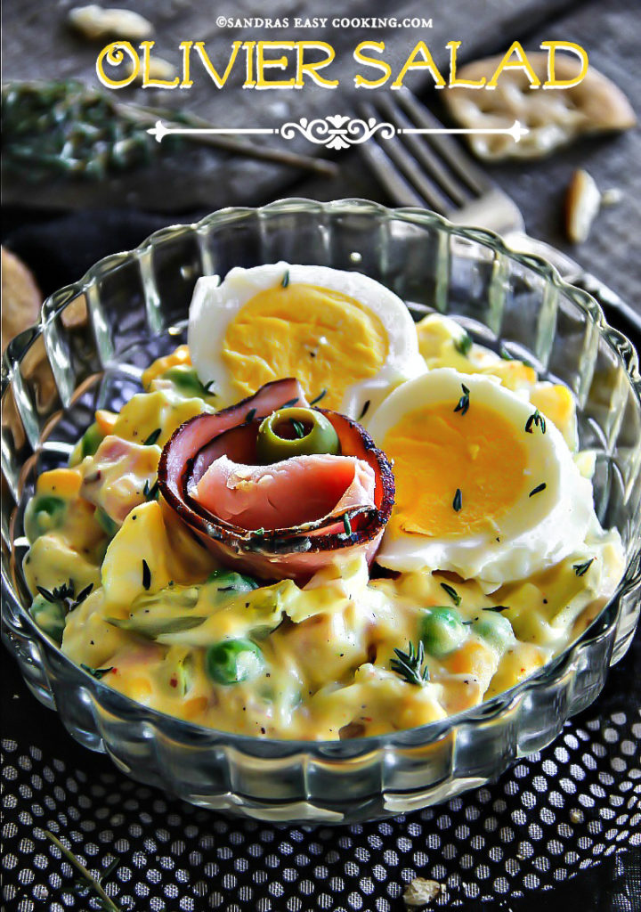 Olivier Salad- Russian Salad