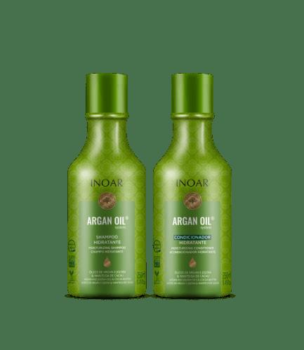 Argan Oil Duo