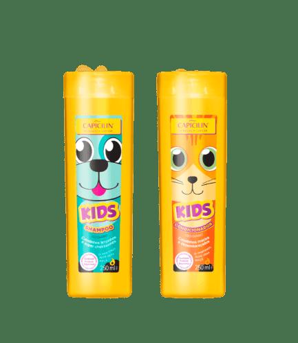 KIDS SHAMPOO + ACONDICIONADOR