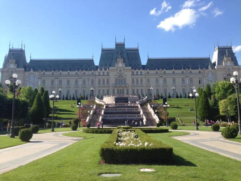 Iasi, Roemenië