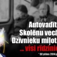 Bezmaksas sabiedriskais transports Rīgā?