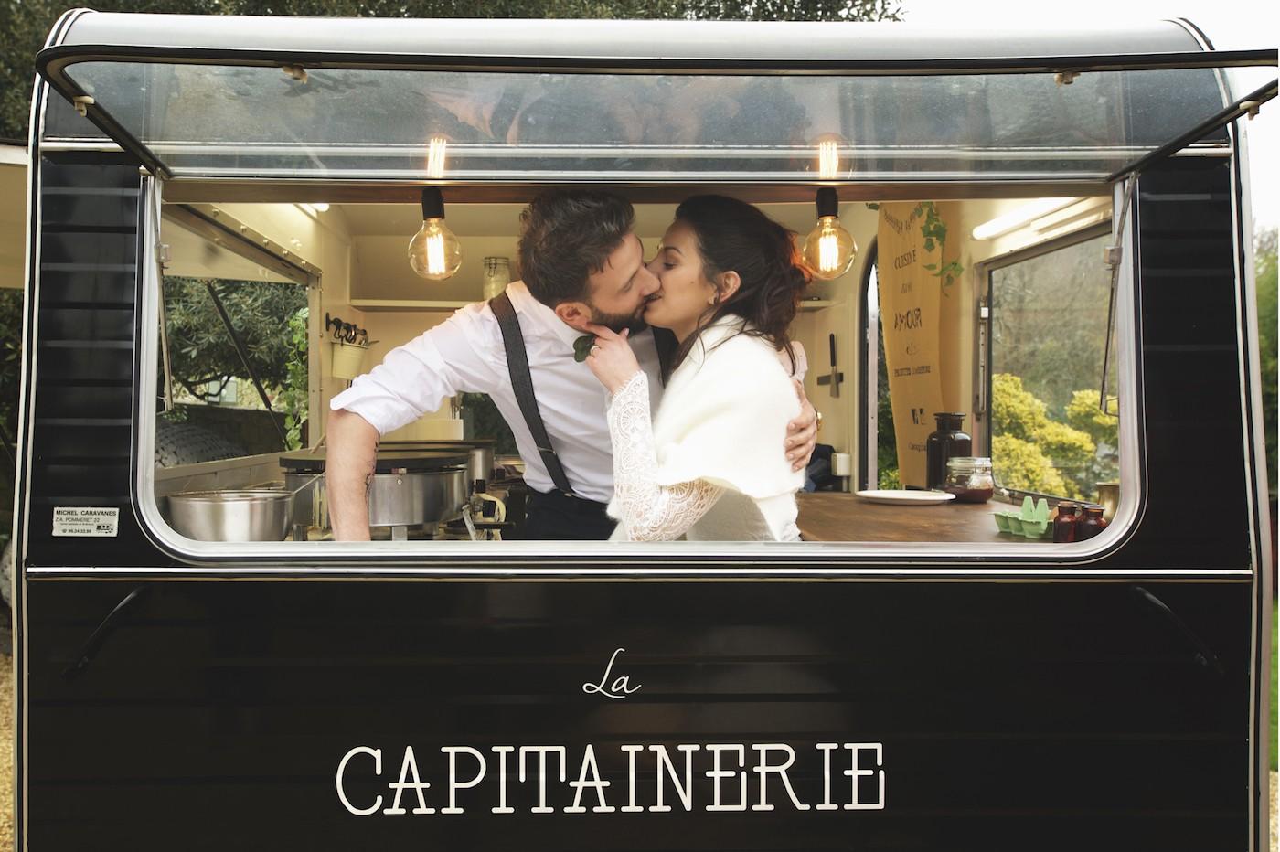 Food Truck La Capitainerie