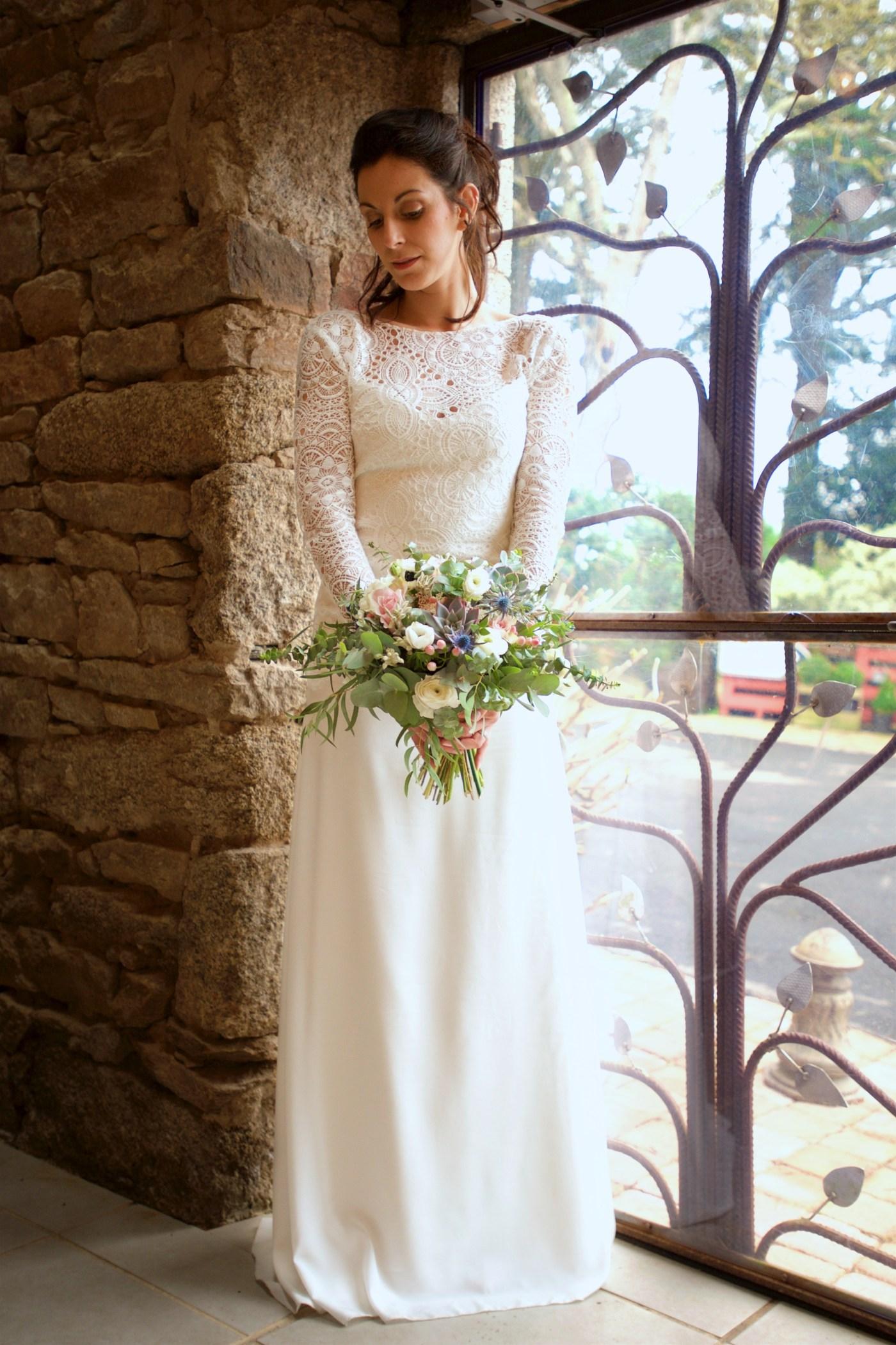 Robe de mariée: Claudine, Robes de mariée et jolies choses
