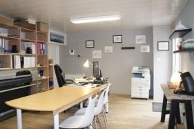 Acceuil Bureau