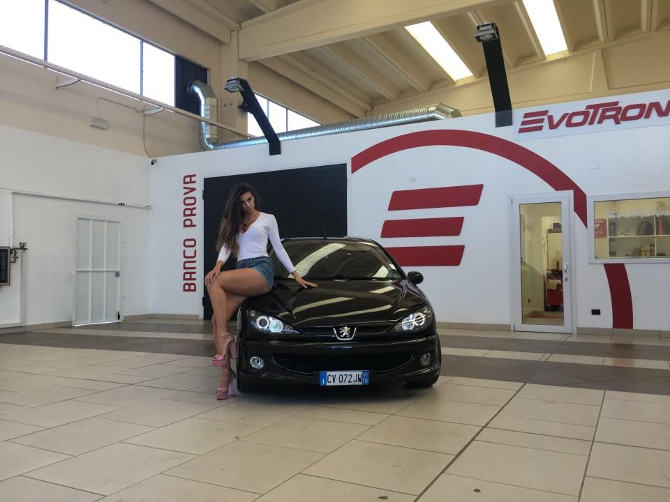 pagina progetti Peugeot Italian Friends