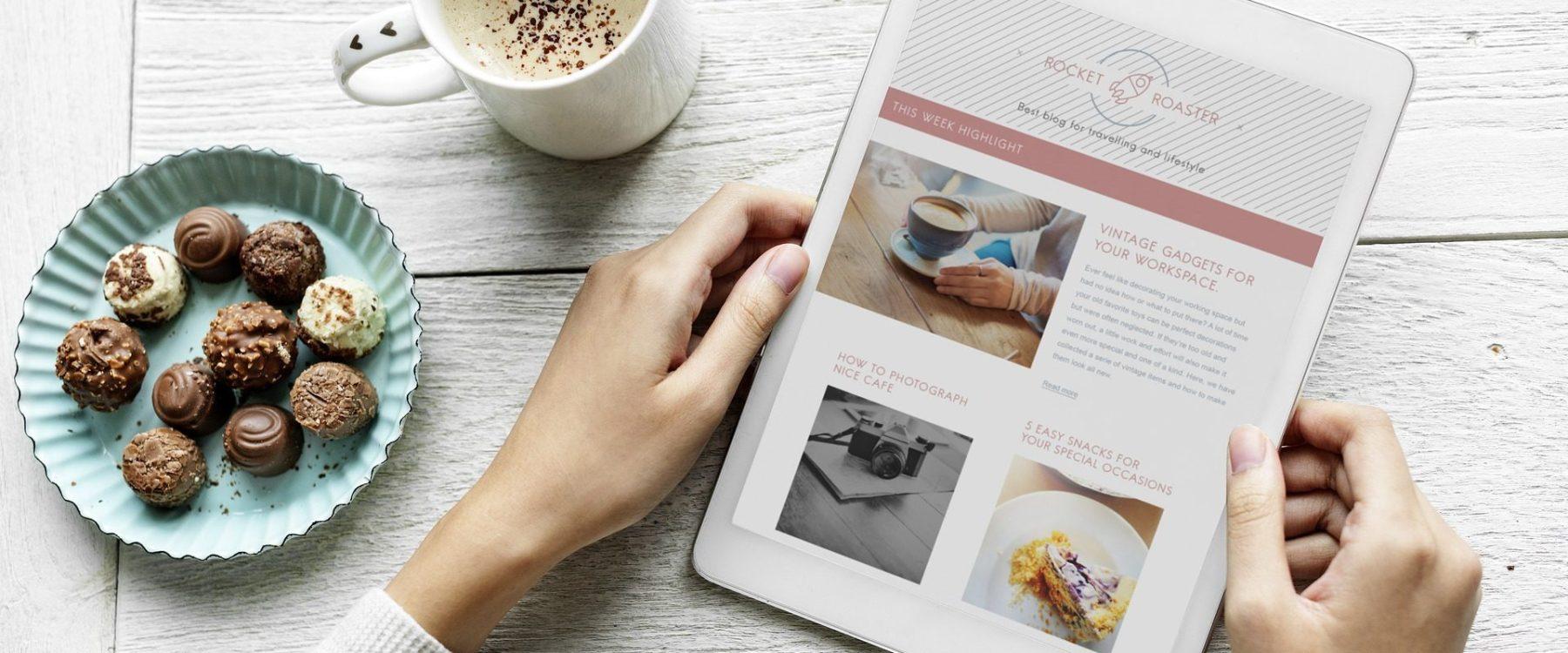 Come può un blog aiutare la tua attività?