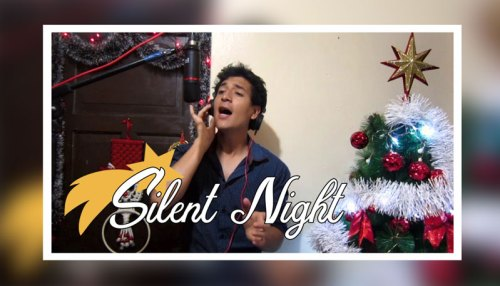 Silent Night (Christmas Cover)